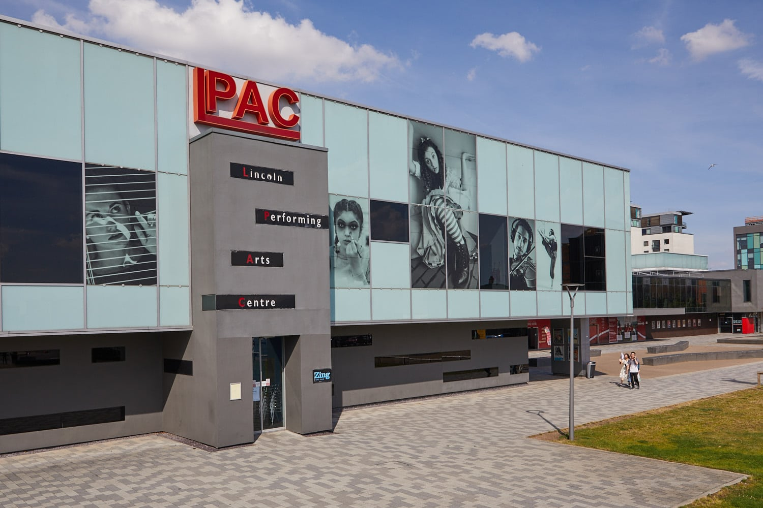 University of Lincoln LPAC