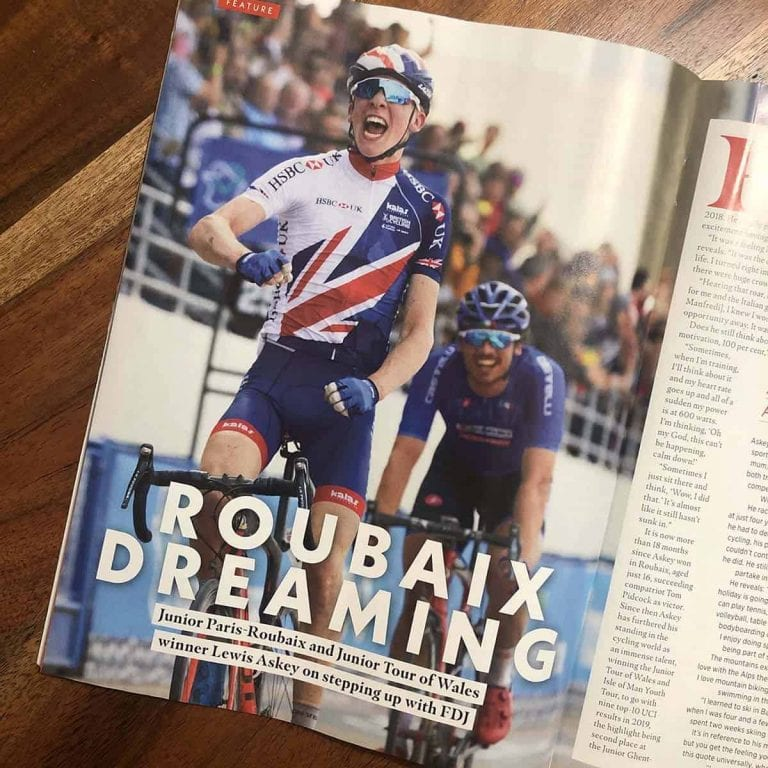 Cycling Weekly- Phil Crow