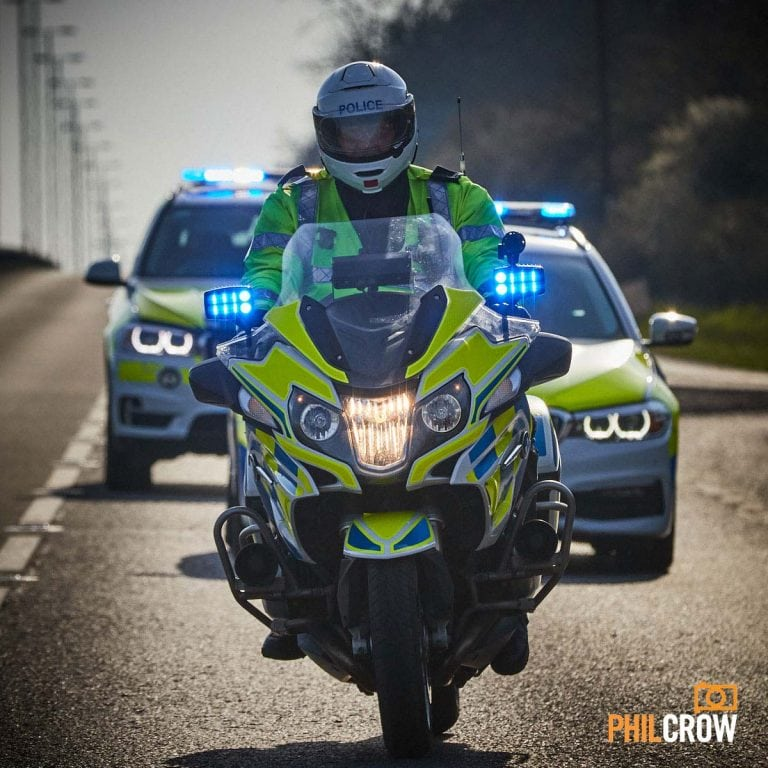 Phil Crow- Lincolnshire Police